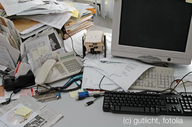News archives denkvorgang b roorganisation for Schreibtisch chaos