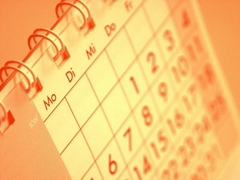 WM-Termine in Kalender übernehmen – wichtig für Besprechungen