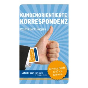 Geschäftsbriefe Kartenset bei Amazon kaufen