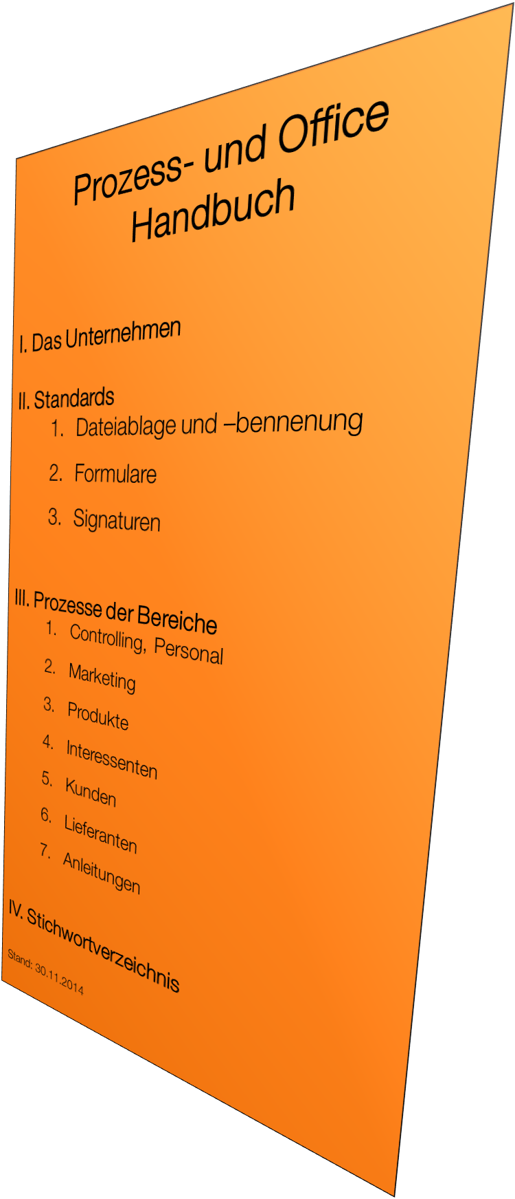 Office Handbuch - Tools für Office Management