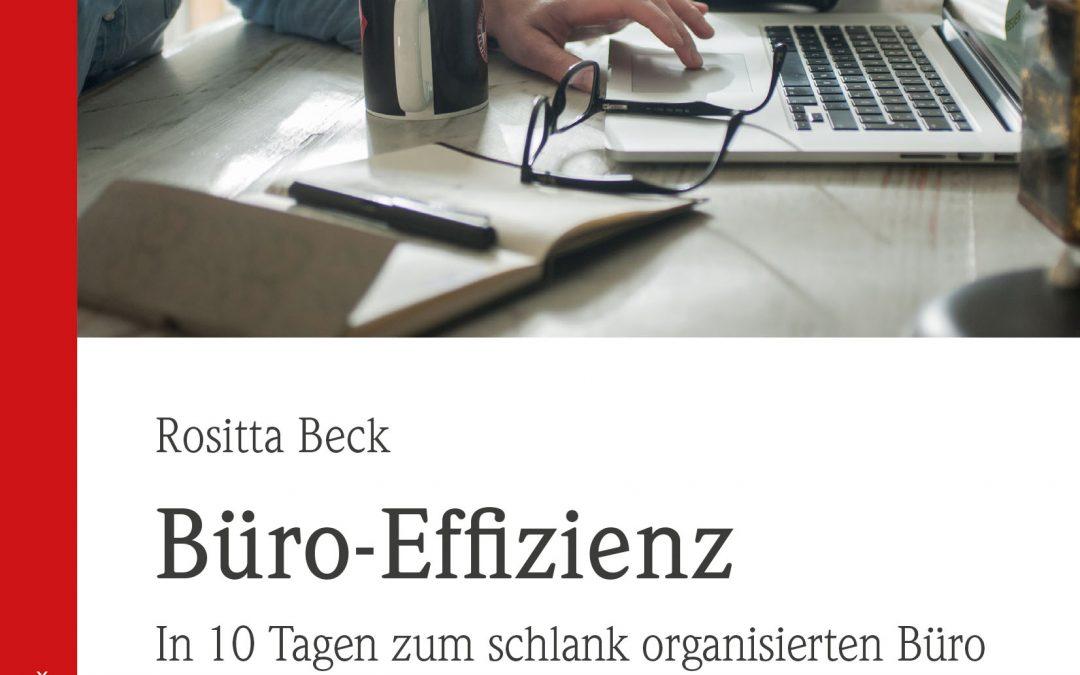 Buch Büroorganisation, Arbeitsorganisation, Zusammenarbeit
