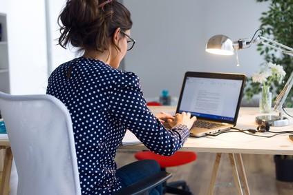 Ideal organisiert im Home Office