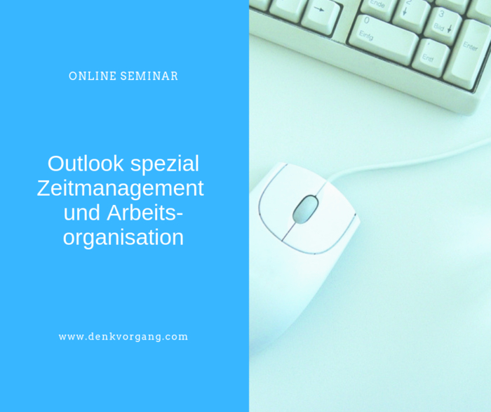 Outlook Spezial online Kurs
