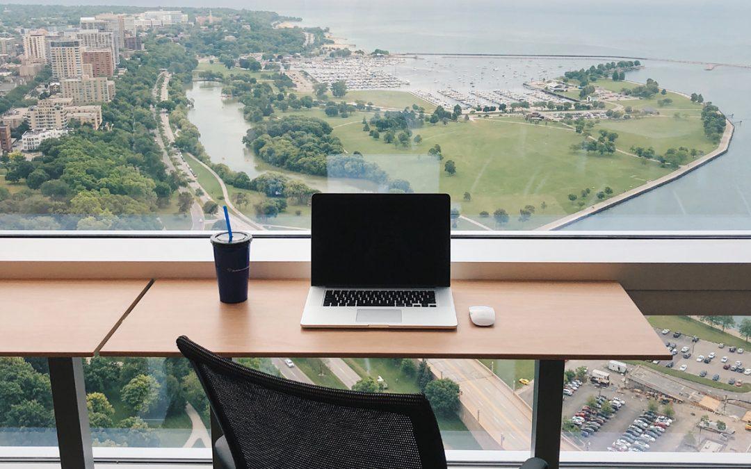 Coffee & Learn New Work, Home-Office und mobiles Arbeiten