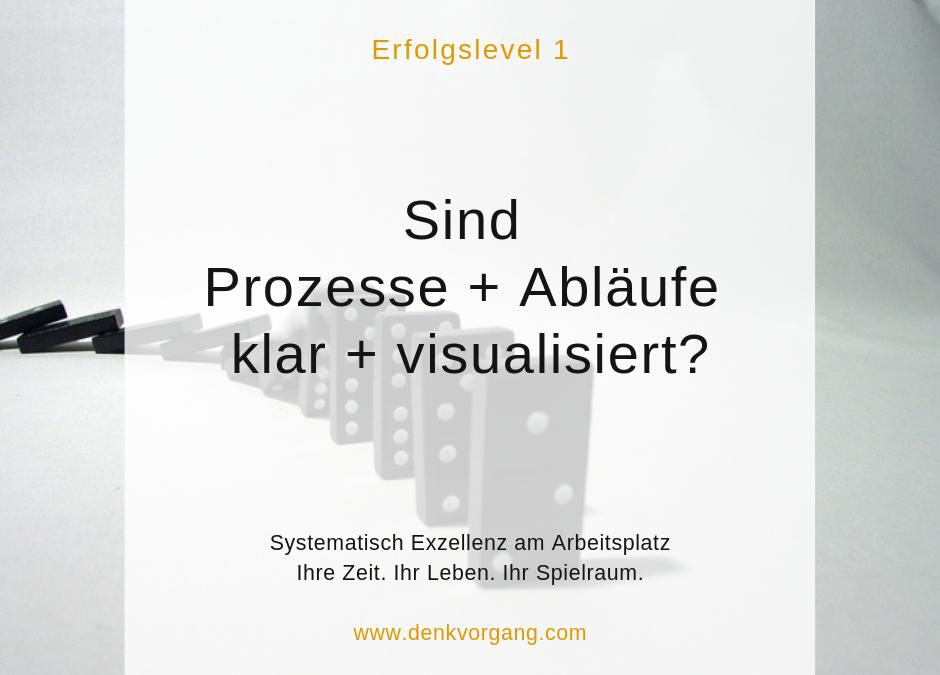 Prozesse klar visualisiert