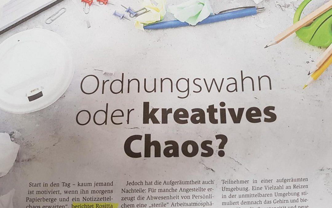 Interview im WirtschaftsEcho Rhein-Main