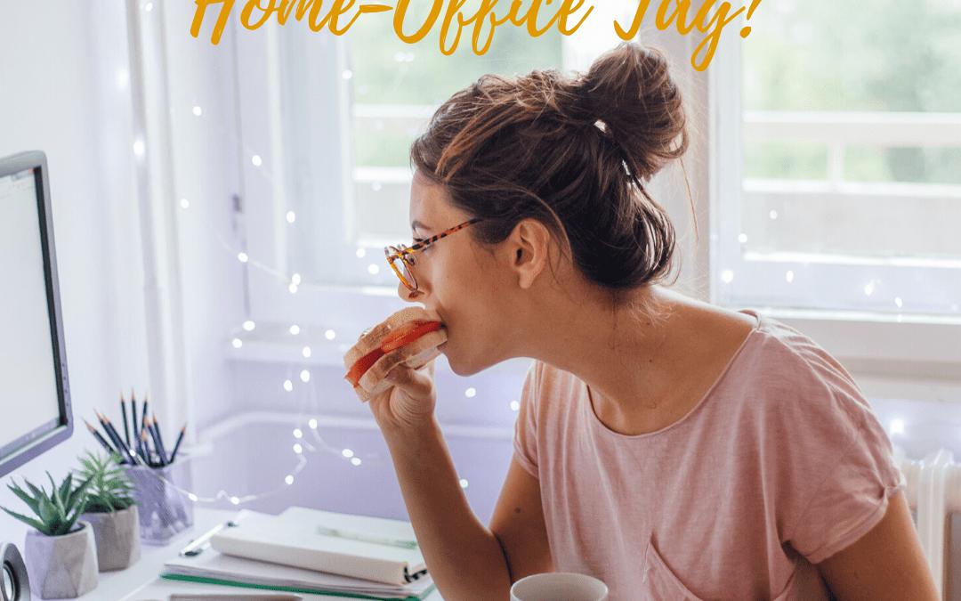 Home-Office Verwahrlosung, Start und Ende