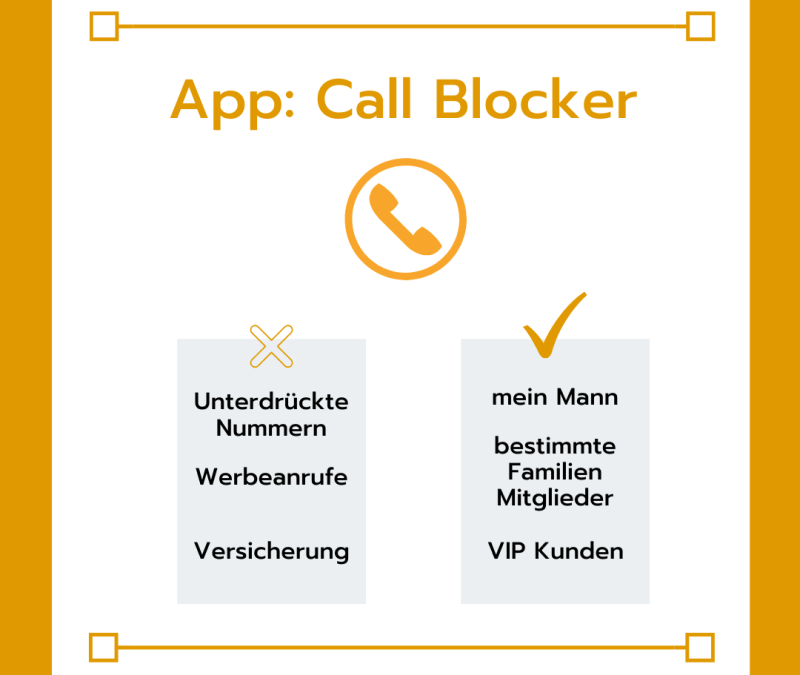Telefon Unterbrechungen mit App blockieren – so bleiben Sie fokussiert