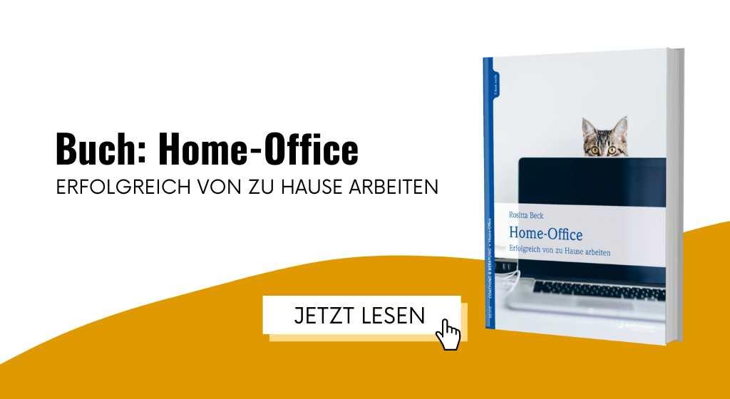 Buch Homeoffice erfolgreich von zu Hause arbeiten