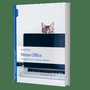 Buch Home-Office: erfolgreich von zu Hause arbeiten