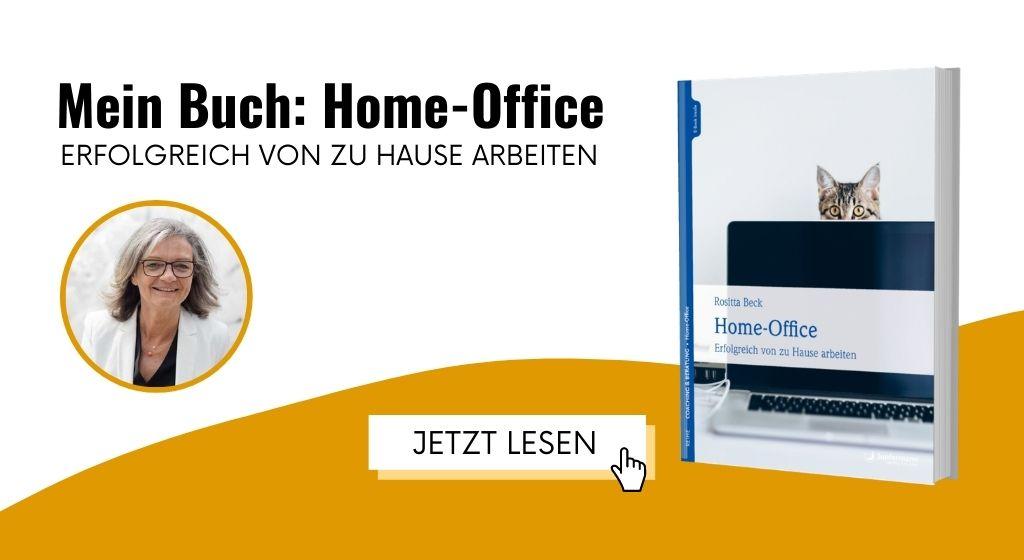 Home-Office Buch Zusammenarbeit