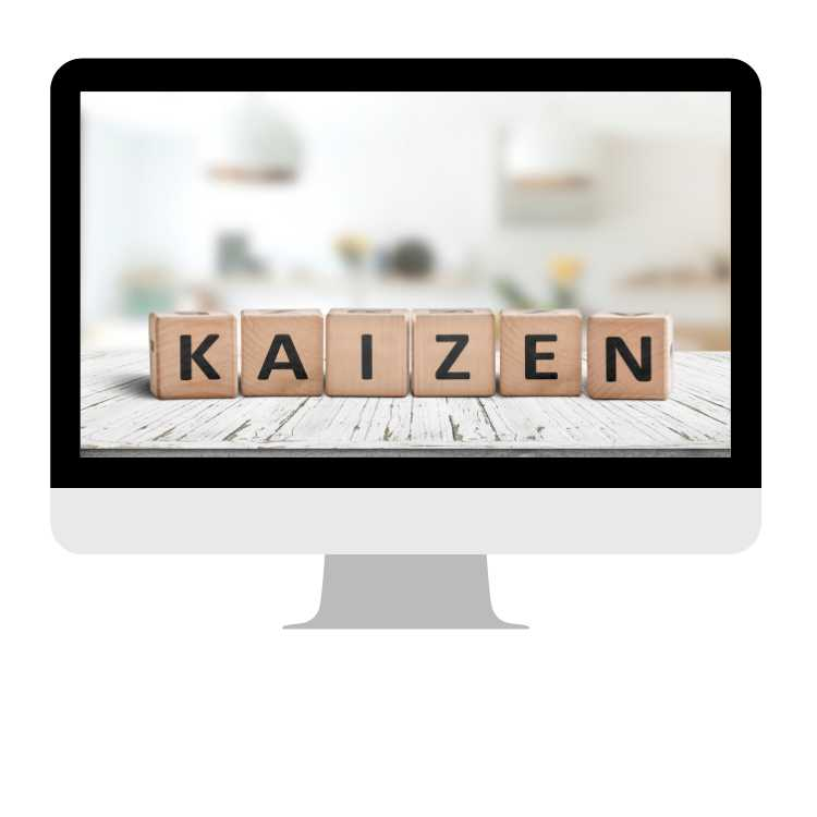 Kaizen im Büro