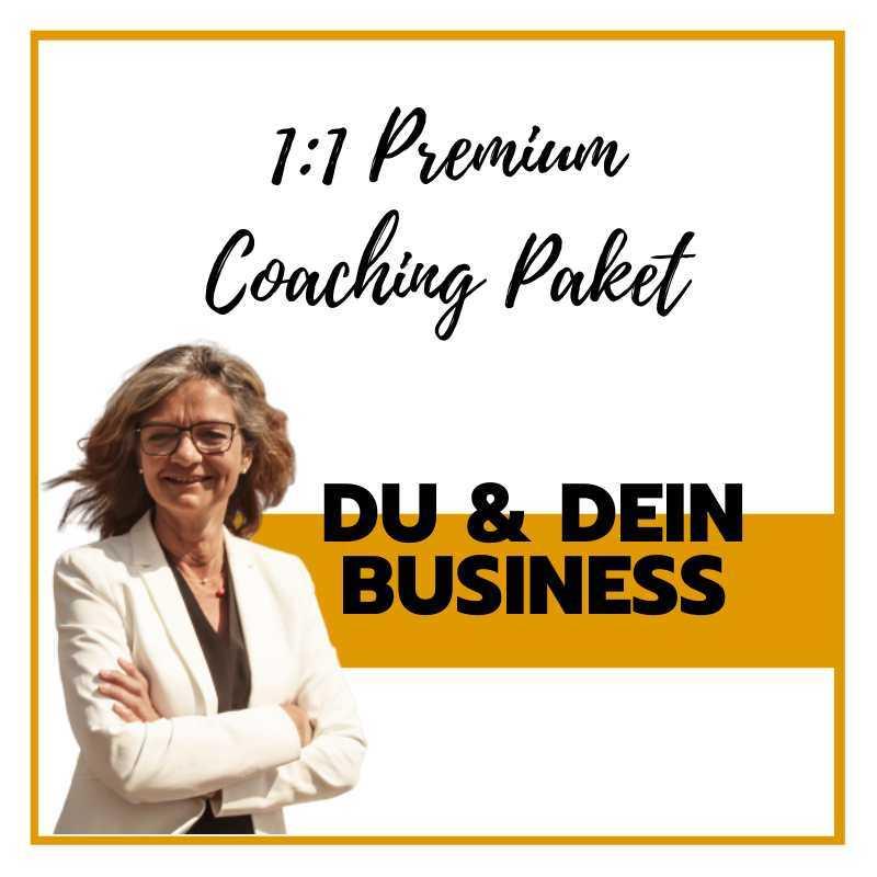 Premium Coaching Paket 1:1