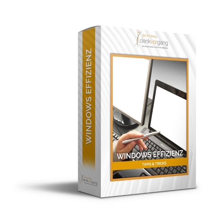 Windows online Kurs Effizienz Hacks